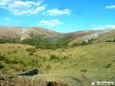 Siete Villas - Alto Najerilla, La Rioja;senderos y caminos actividades de ocio excursiones con niño